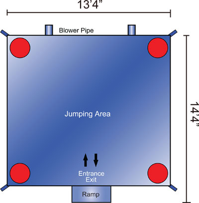 Bounce House Schematic