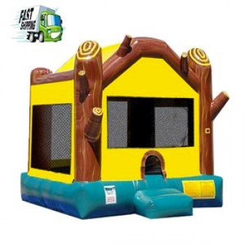 Lumberjack Large Bounce House Renal